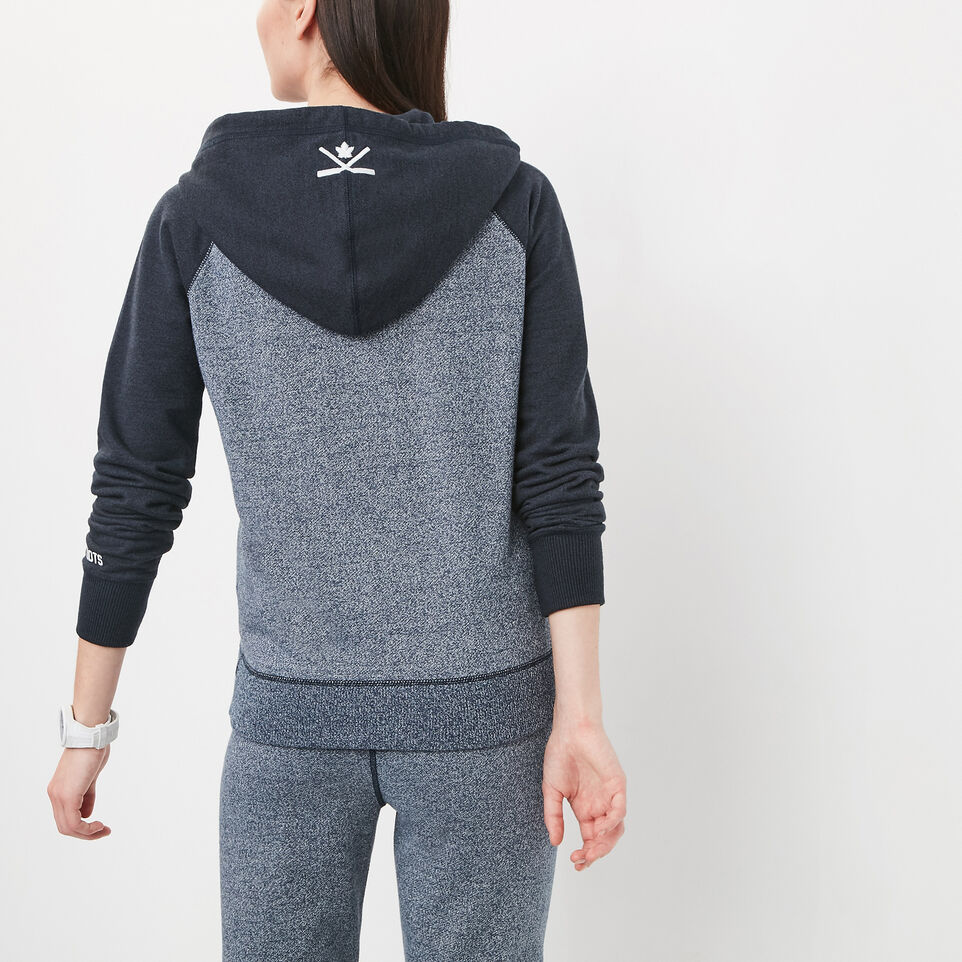 Roots-undefined-T.M.L Face-off Full Zip Hoody-undefined-D