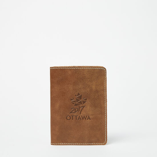 Ottawa 2017 Passport Wallet Tribe