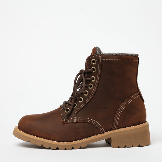 Roots-Shoes Women's-Ossington Boot-Brown-A