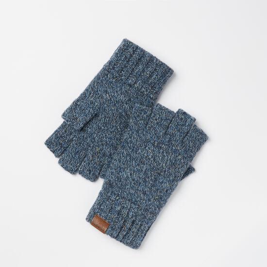 Mens Donegal Fingerless Glove