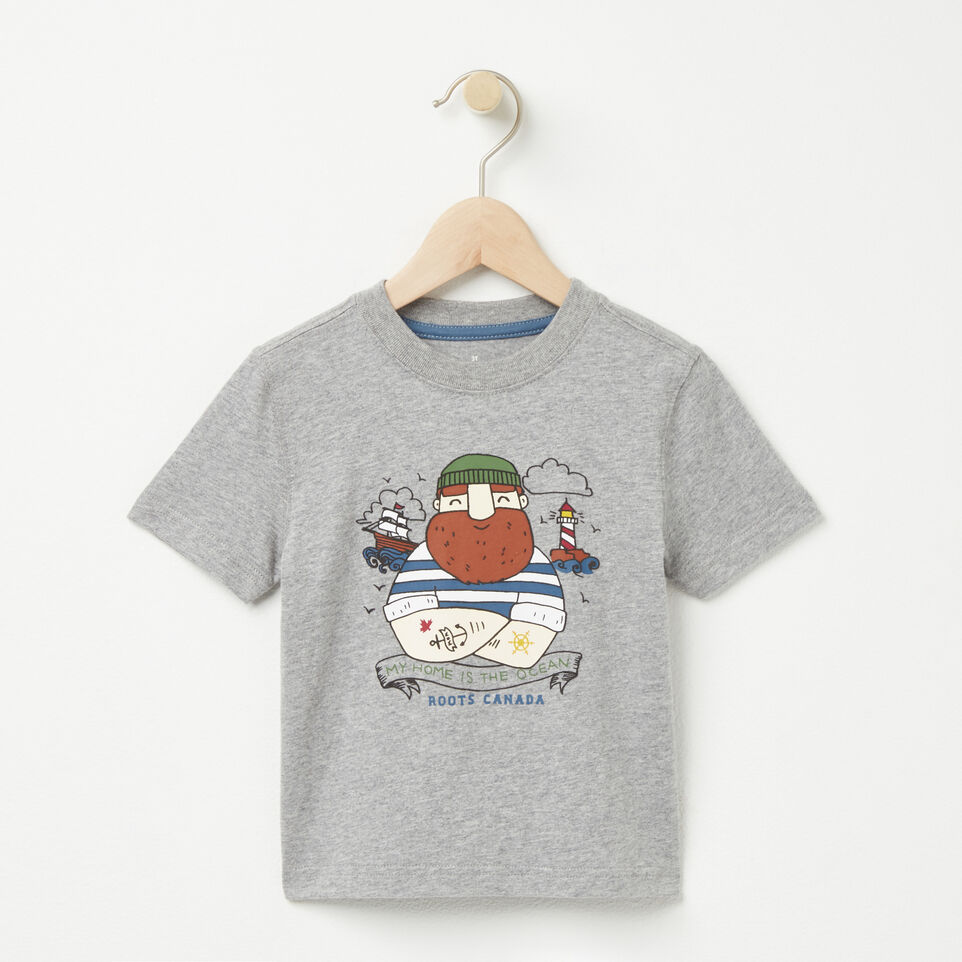 Roots-undefined-Tout-Petits T-shirt Tough Sailor-undefined-A