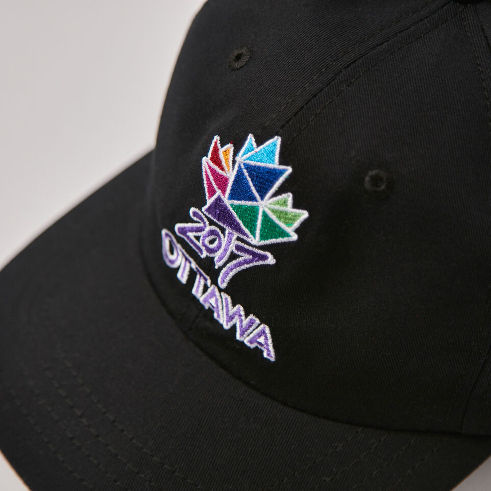 Roots-undefined-Ottawa 2017 Baseball Cap-undefined-D