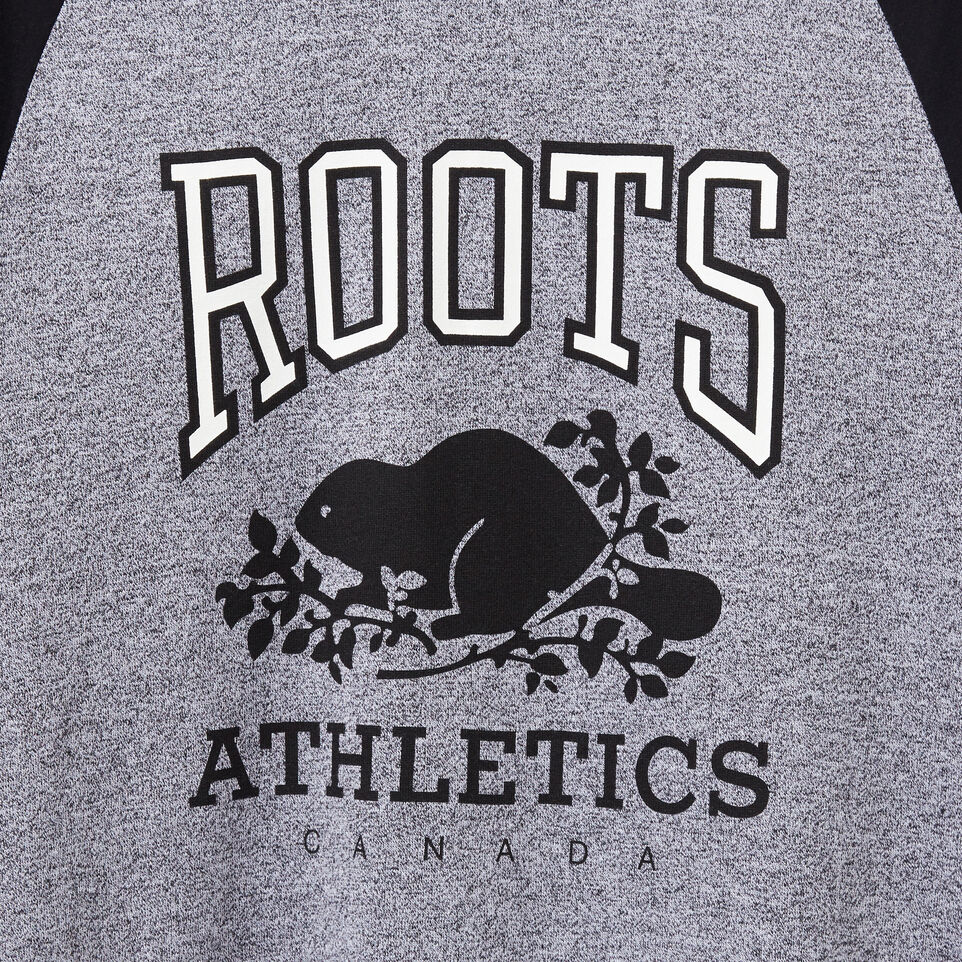 Roots-undefined-T-shirt Pepper Baseball Rba-undefined-C
