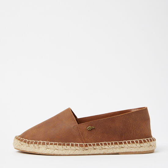 Roots-Shoes Women's Shoes-Womens Classic Espadrille Tribe-Africa-A