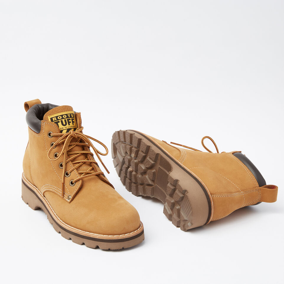 Roots-undefined-Botte Tuff cuir Waterbuck pour hommes-undefined-E
