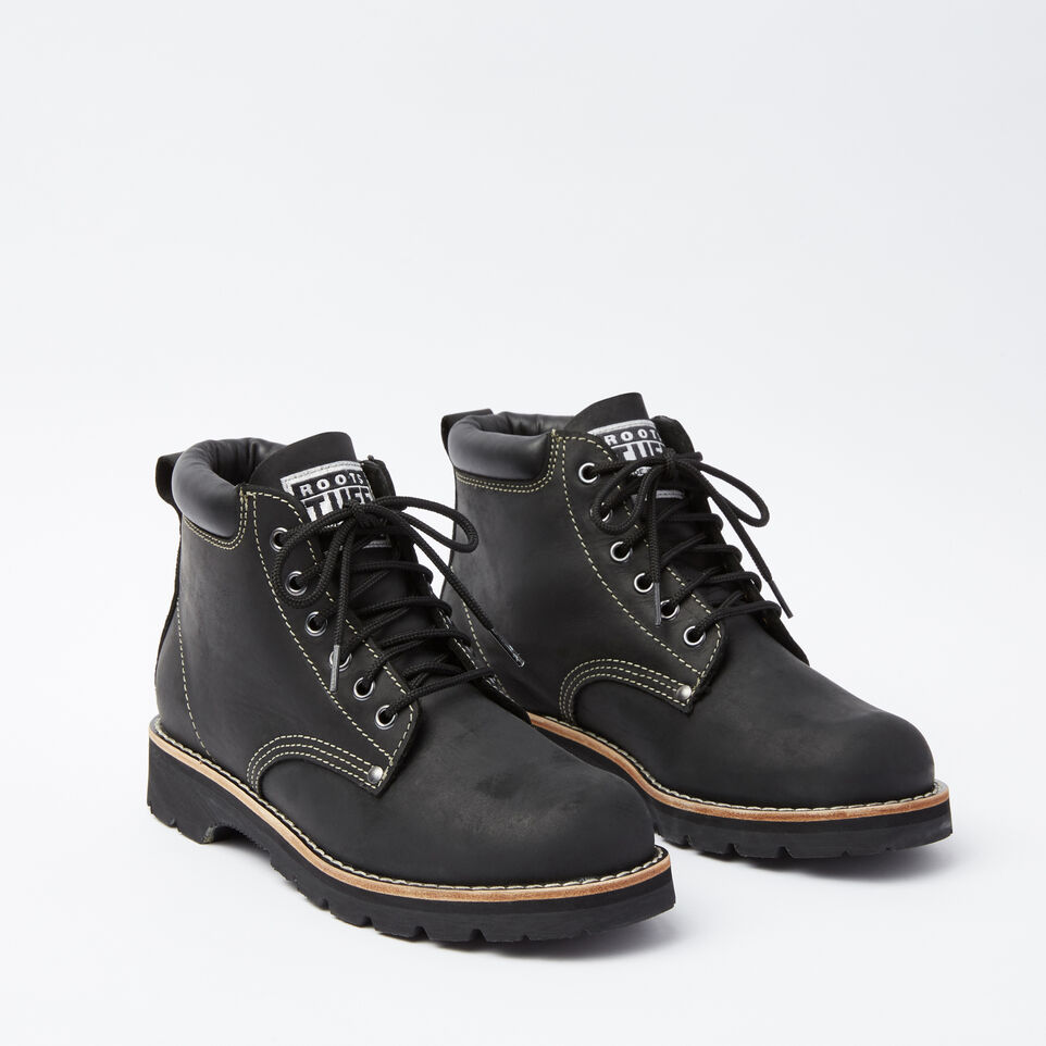 Roots-undefined-Botte Tuff cuir Gaucho pour hommes-undefined-B