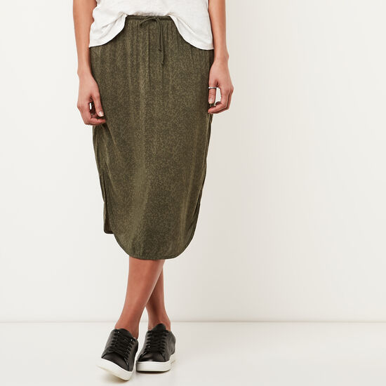 Roots-Women Shorts & Skirts-Calla Skirt-Lichen-A