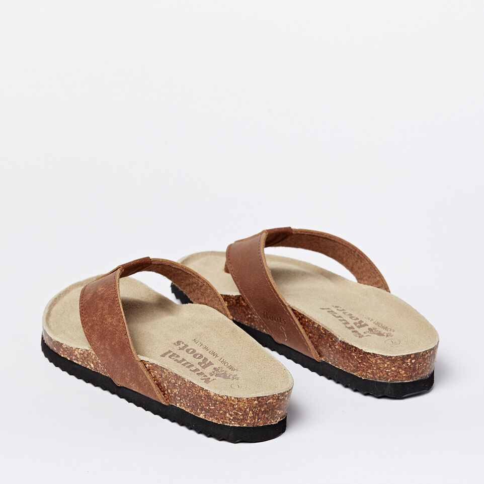 Roots-undefined-Mens Natural Roots Thong Sandals-undefined-E