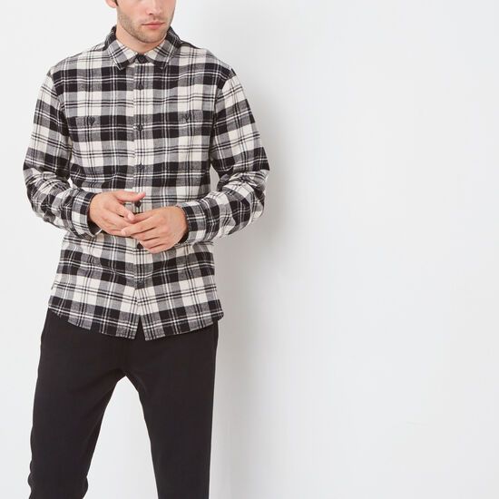 Roots - Cobourg Flannel Shirt
