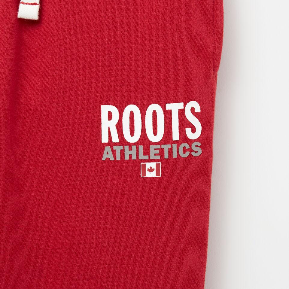 Roots-undefined-Filles Rééd Pant C Ouat Roots-undefined-D