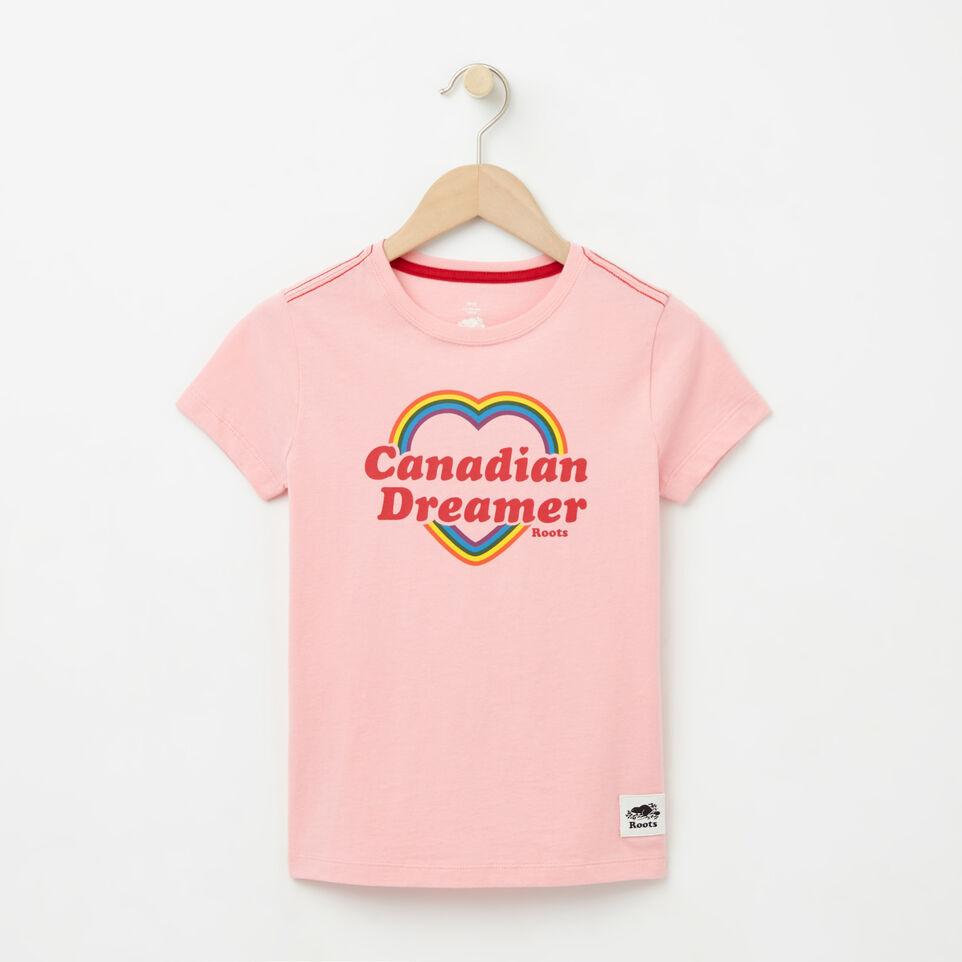 Roots-undefined-Filles T-shirt Cœur Canadien-undefined-A
