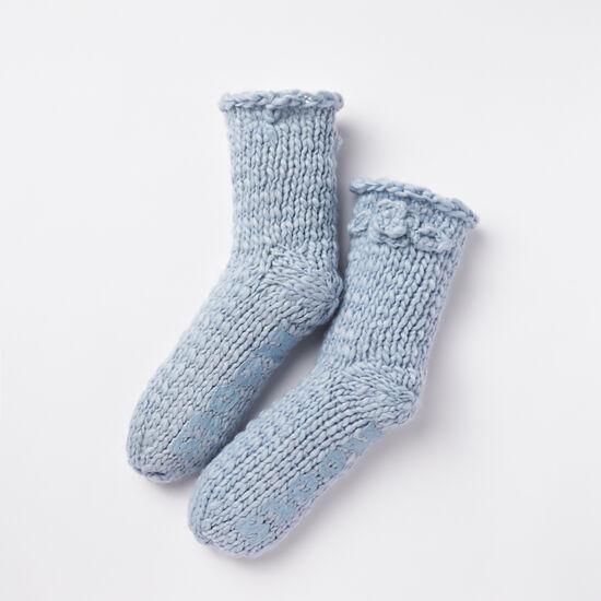 Womens  Chalet Slipper Sock