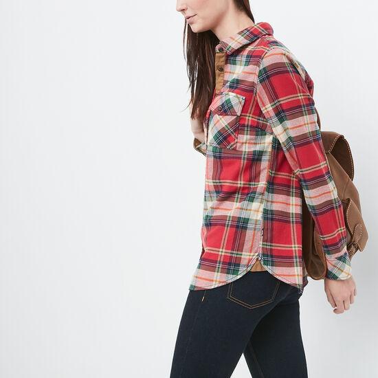 Mock Turtleneck Shirts Womens