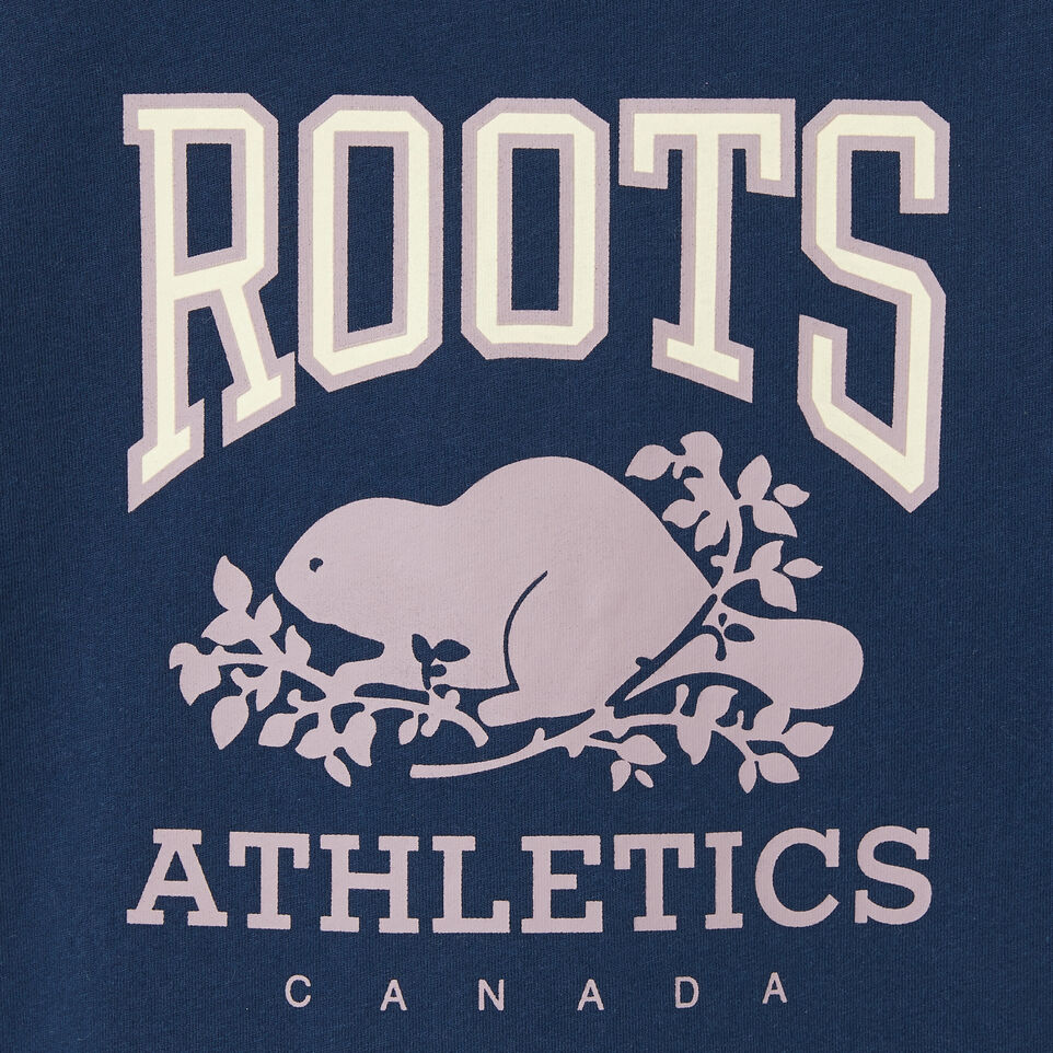 Roots-undefined-Tout-Petits T-shirt RBA Phosphorescent-undefined-C