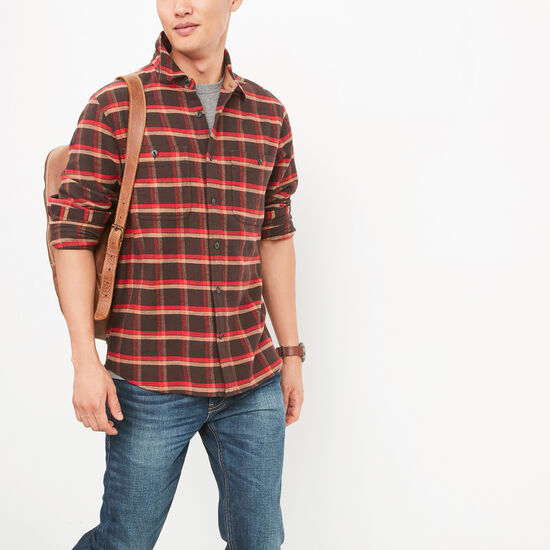 Roots - Armstrong Flannel Shirt