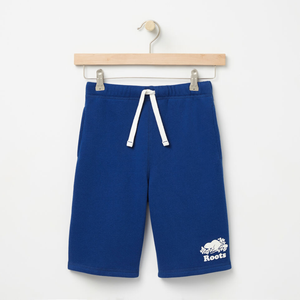 Roots-undefined-Garçons Short Athlétique Original-undefined-A