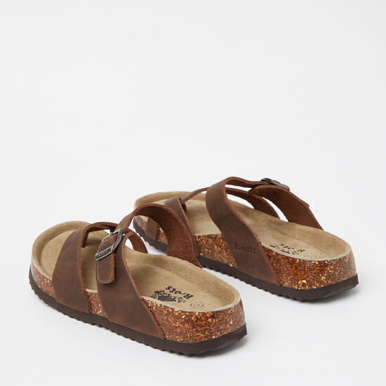 Womens Natural Roots Toe Loop Sandal