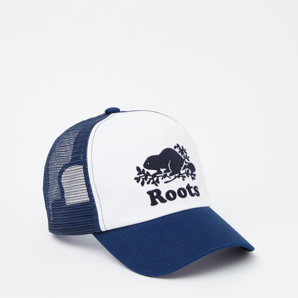 Roots-undefined-Enfants Casquette Camionneur Cooper-undefined-A