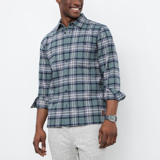 Roots - Waverley Peppered Plaid Shirt