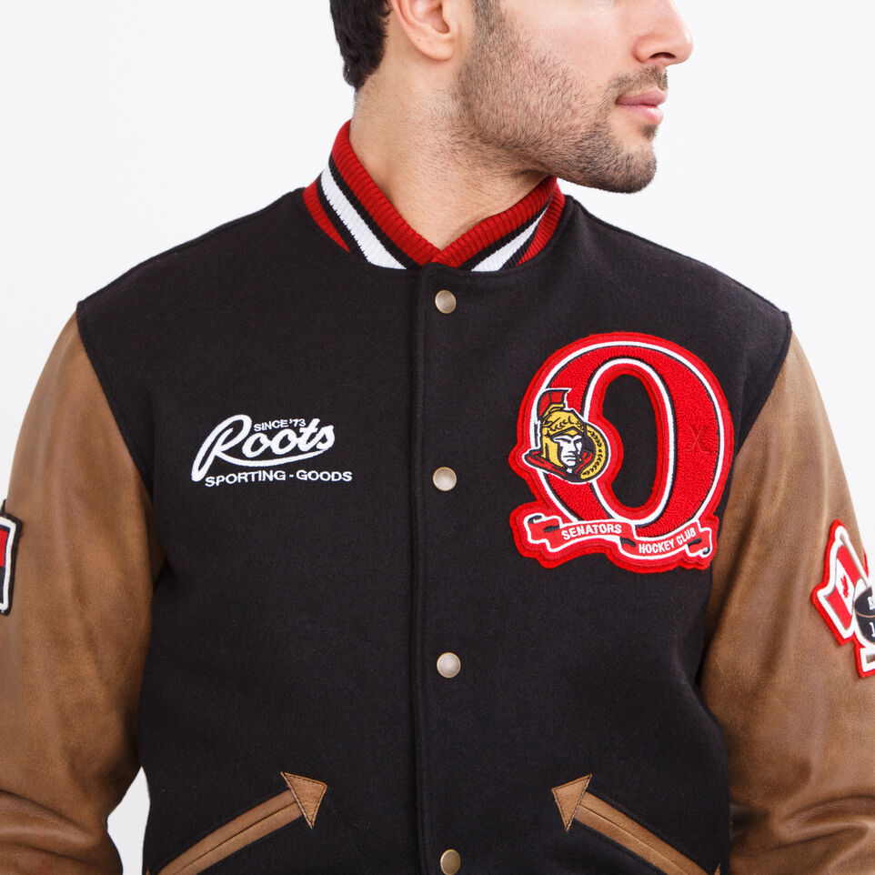 Roots-undefined-NHL Award Jacket Ottawa-undefined-C