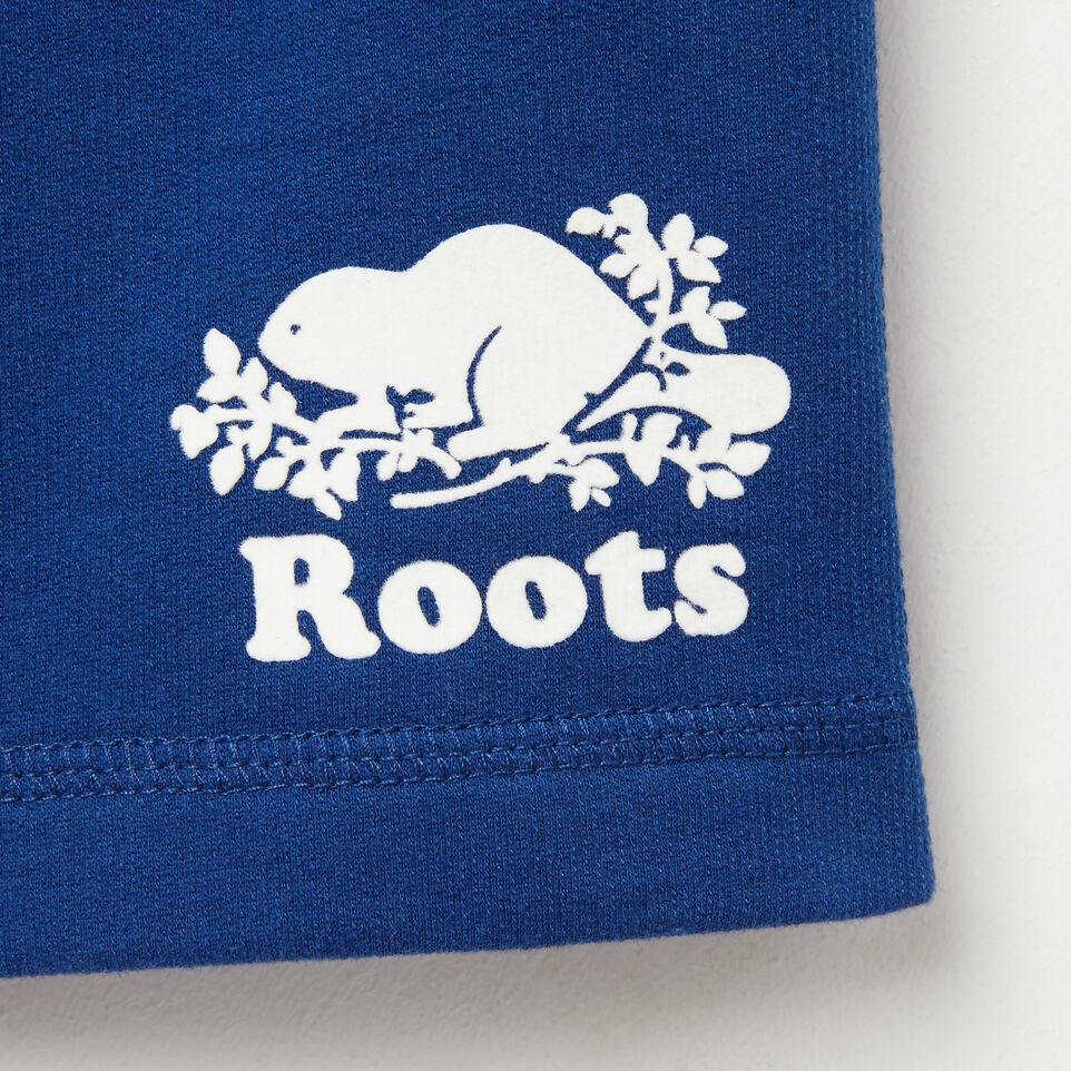 Roots-undefined-Tout-Petits Short Athlétique Original-undefined-C