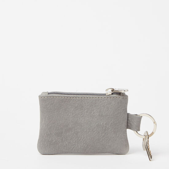 Top Zip Key Pouch Tribe