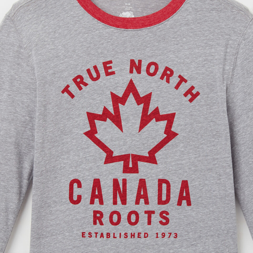 Roots-undefined-Garçons T-shirt True North-undefined-C