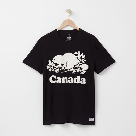 Mens Cooper Canada Short Sleeve T-shirt