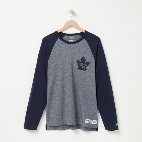 Roots - TML Right Wing Raglan