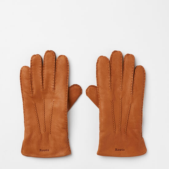 Roots - Mens Deerskin Glove