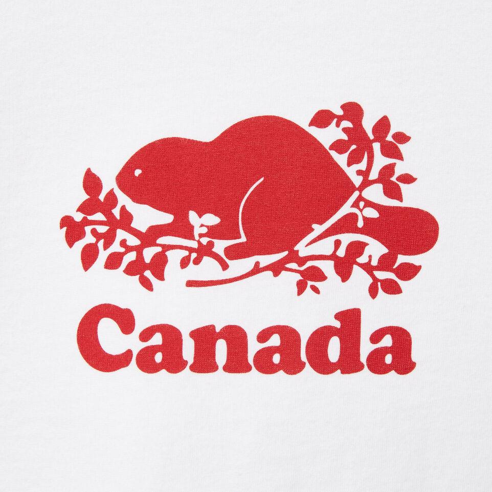 Roots-undefined-Bébés T-shirt Canada Cuivre-undefined-C