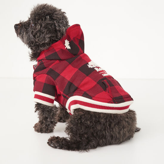 Roots X Canada Pooch Buffalo Plaid - Size 12