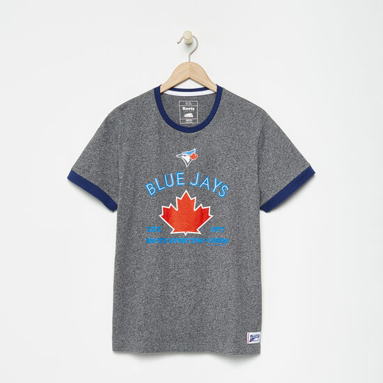 Mens Blue Jays Ballpark Ringer T-shirt