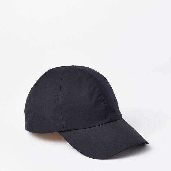 Roots-Men Accessories-Fundy Cap-Black-A
