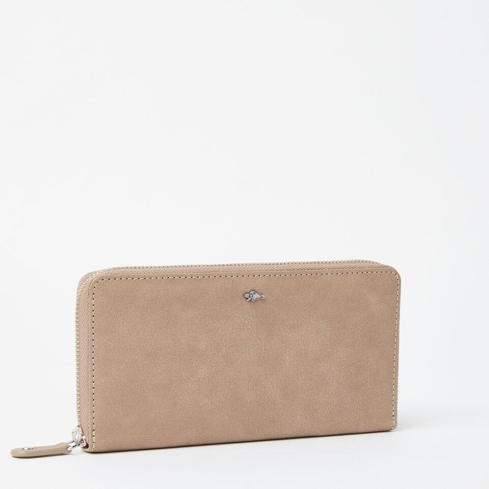 Roots-undefined-Zip Around Wallet Tribe-undefined-D