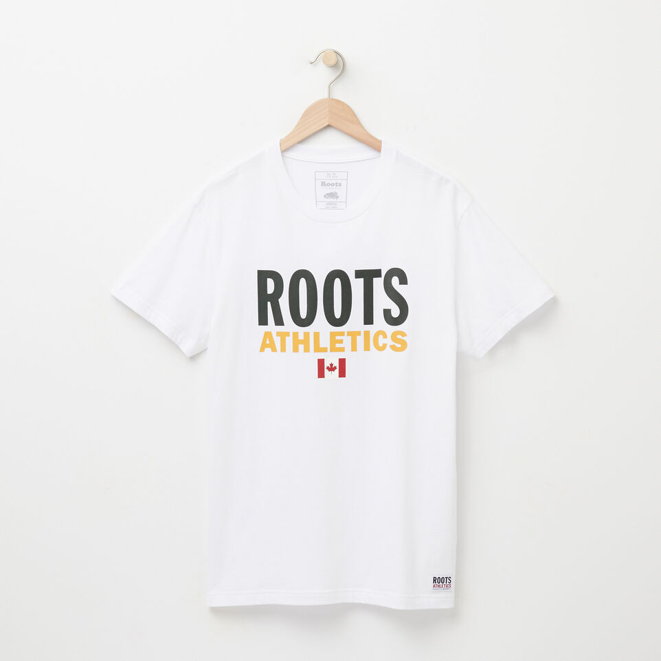 Roots-undefined-Réédition T-shirt Roots-undefined-A
