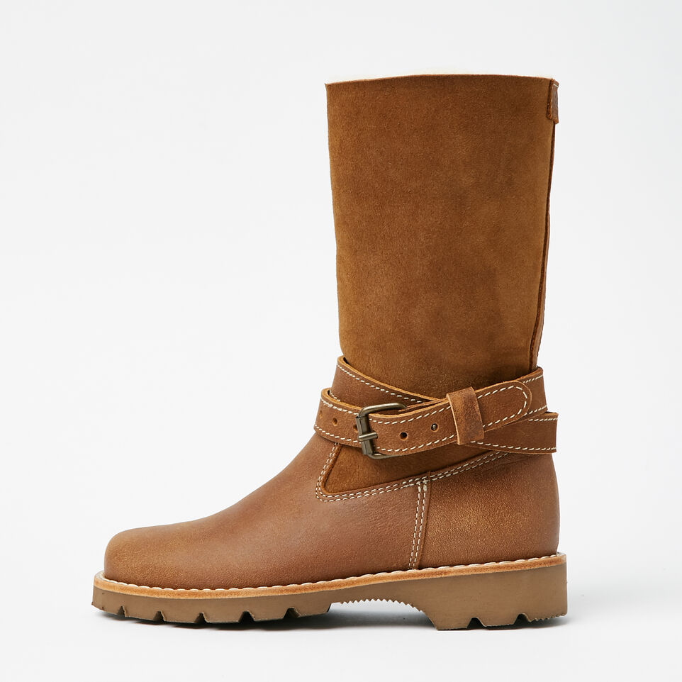Roots-undefined-Botte Tribe Western Peau De Mo-undefined-A