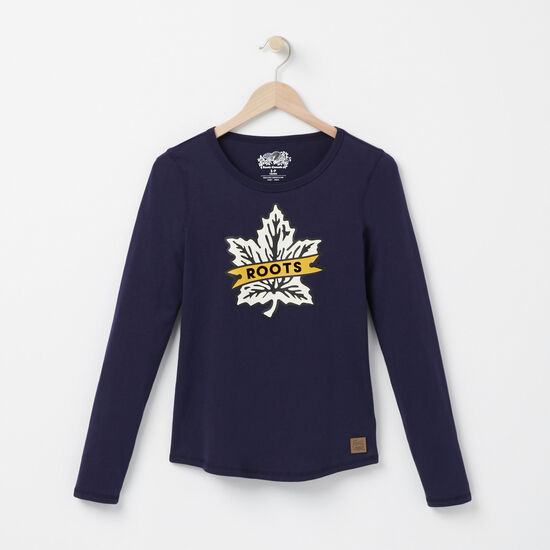 Roots - Heritage Leaf Top