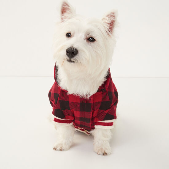Roots X Canada Pooch Buffalo Plaid - Size 16