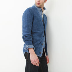 Roots - Superior Indigo Cardigan