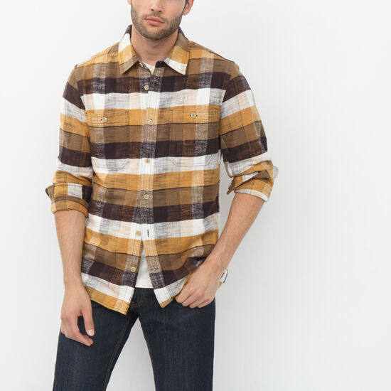 Roots - Marsh Lake Flannel Shirt
