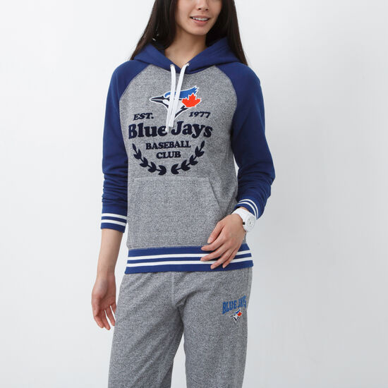 Womens Blue Jays Stadium Kanga Hoody