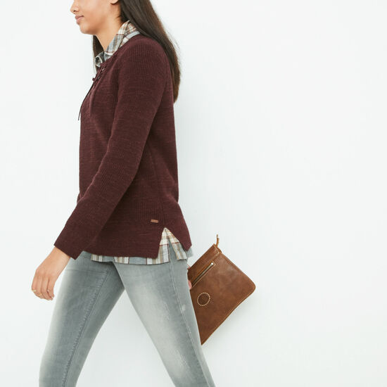 Roots - Moss Sweater