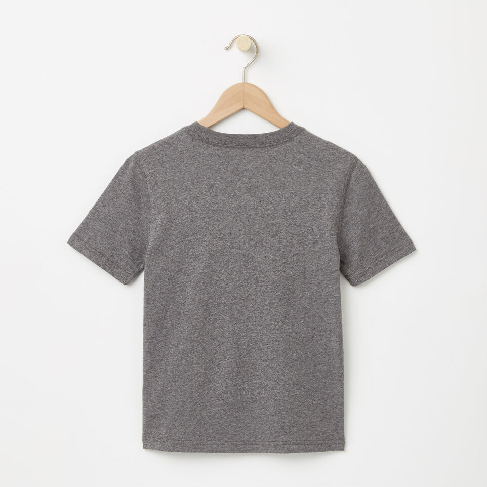 Roots-undefined-Garçons T-shirt Montagne Cooper-undefined-B