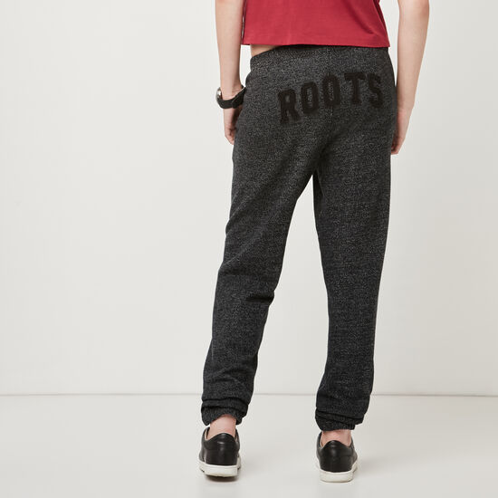 Roots-Women Original Sweatpants-Black Pepper Roots Sweatpants-Black Pepper-A