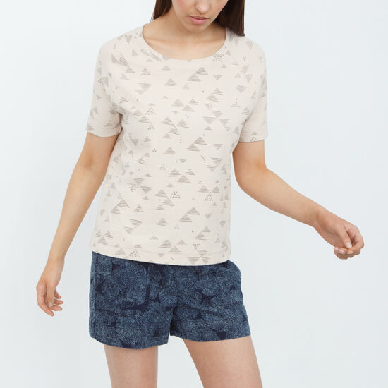 Field Terry Raglan Top