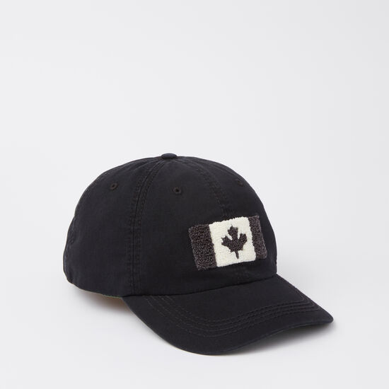 Roots - Chenille Flag Baseball Cap