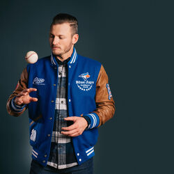 Roots - Roots Blue Jays™ Award Jacket