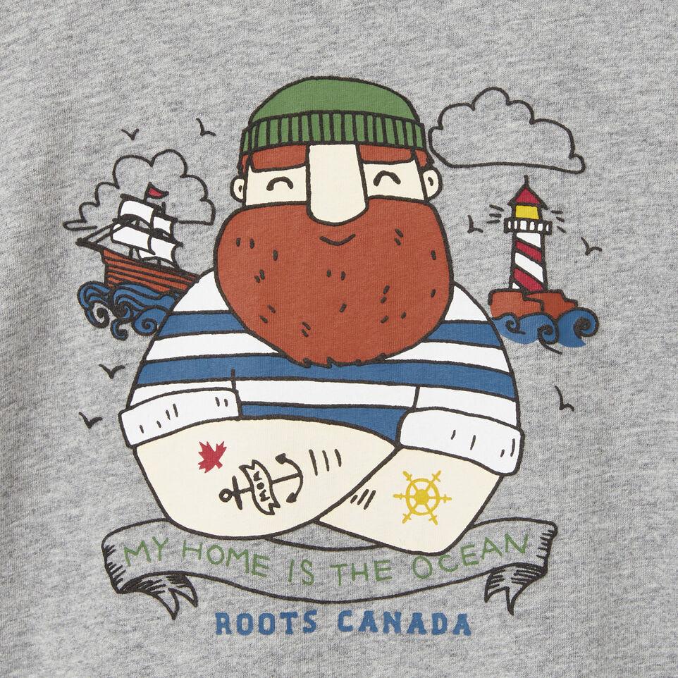 Roots-undefined-Tout-Petits T-shirt Tough Sailor-undefined-C