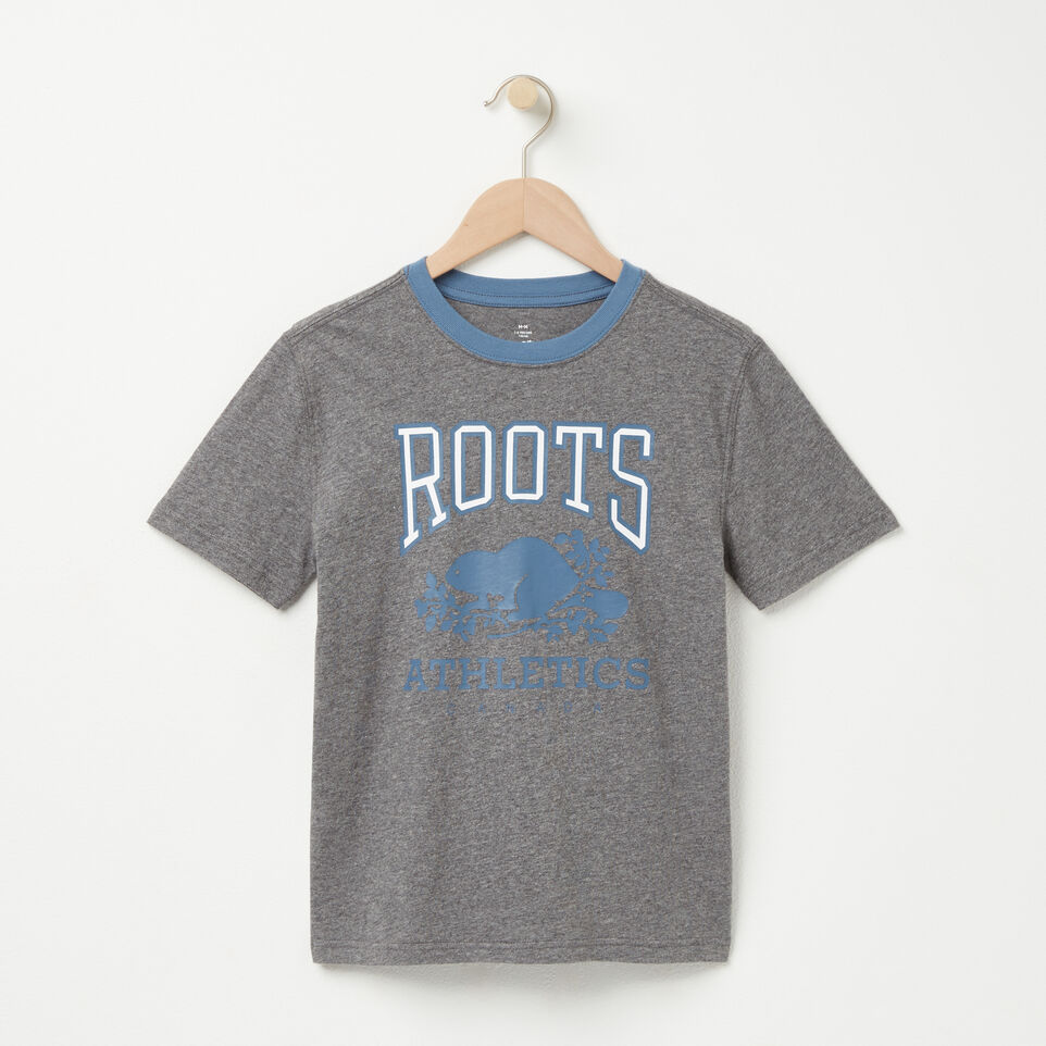Roots-undefined-Garçons T-shirt RBA-undefined-A